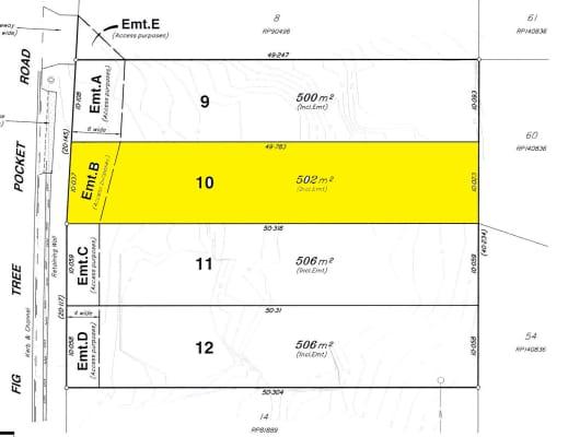 Lot 10/92 Fig Tree Pocket Road, Chapel Hill, QLD, 4069