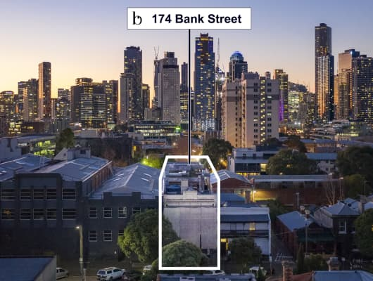 174 Bank Street, South Melbourne, VIC, 3205
