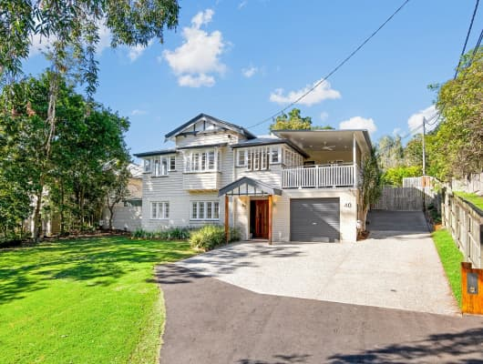 40 Acacia Drive, Ashgrove, QLD, 4060