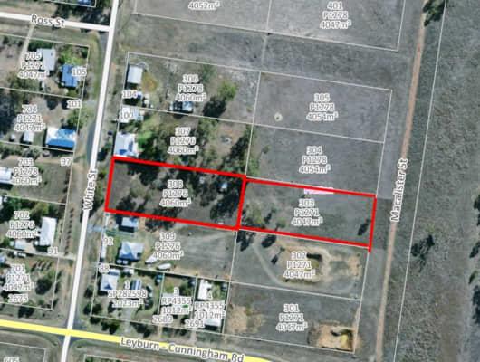 303 White Street, Pratten, QLD, 4370