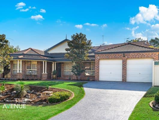 3 Foveaux Terrace, Bella Vista, NSW, 2153
