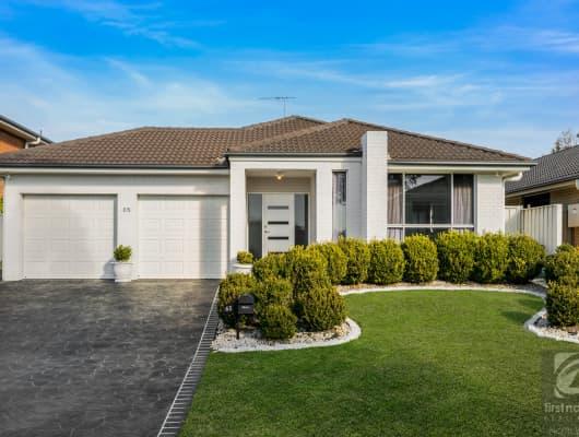 65 Silvereye Circuit, Woodcroft, NSW, 2767