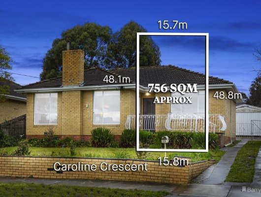 23 Caroline Crescent, Blackburn North, VIC, 3130