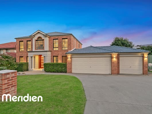 3 Bilyana Pl, Rouse Hill, NSW, 2155