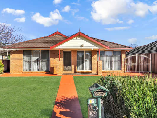 10 Oaktree Grove, Prospect, NSW, 2148