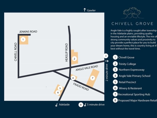 Lot 15 Chivell Road, Angle Vale, SA, 5117