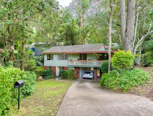 53 Mackay Terrace, Bardon, QLD, 4065