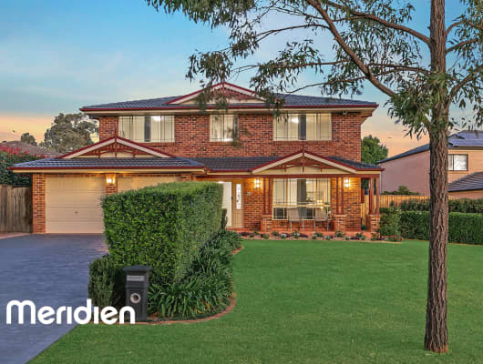 26 Scribblygum Circuit, Rouse Hill, NSW, 2155