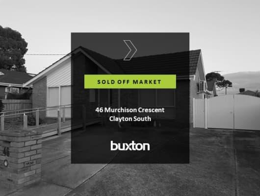 46 Murchison Crescent, Clayton South, VIC, 3169