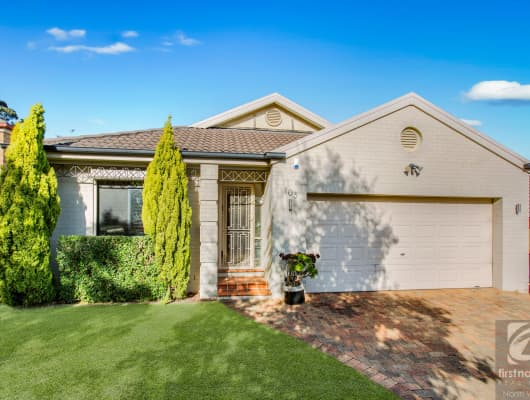 103 Greendale Terrace, Quakers Hill, NSW, 2763
