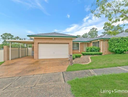 1 Seram Pl, Kings Park, NSW, 2148