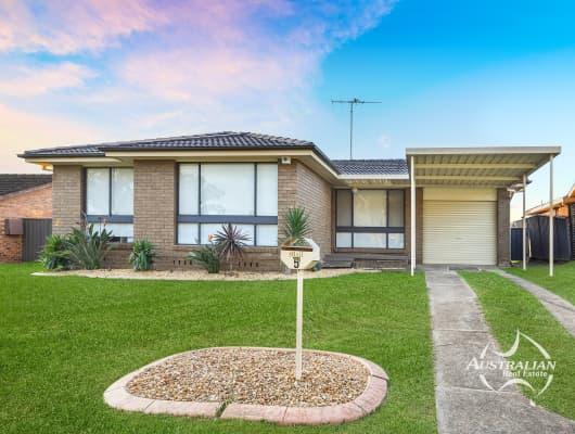 5 Kingfisher Way, St Clair, NSW, 2759