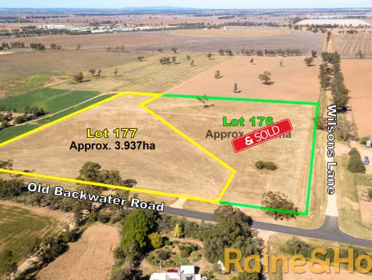 Lot 177 Old Backwater Road, Narromine, NSW, 2821