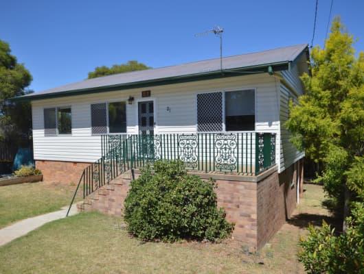 21 Gillam Street, Warwick, QLD, 4370