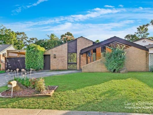 227 Madagascar Drive, Kings Park, NSW, 2148