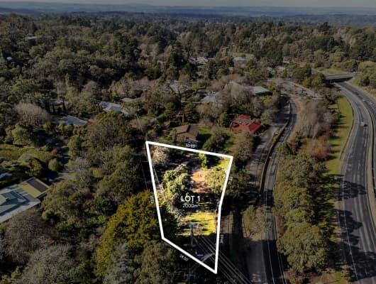 Lot 1 Shurdington Road, Crafers, SA, 5152