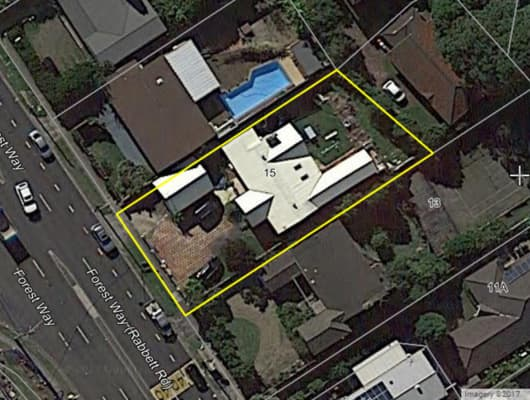 15 Forest Way, Frenchs Forest, NSW, 2086