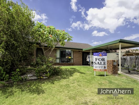 22 Cherrytree Pl, Waterford West, QLD, 4133