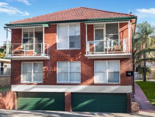 2/13 Hercules Road, Brighton-Le-Sands, NSW, 2216