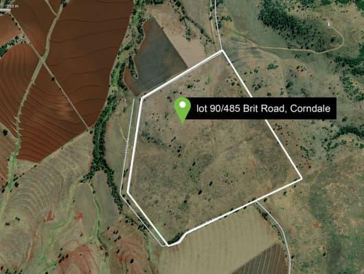 Lot 90/485 Birt Road, Corndale, QLD, 4610