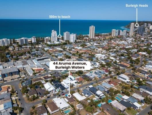 44 Aruma Ave, Burleigh Waters, QLD, 4220