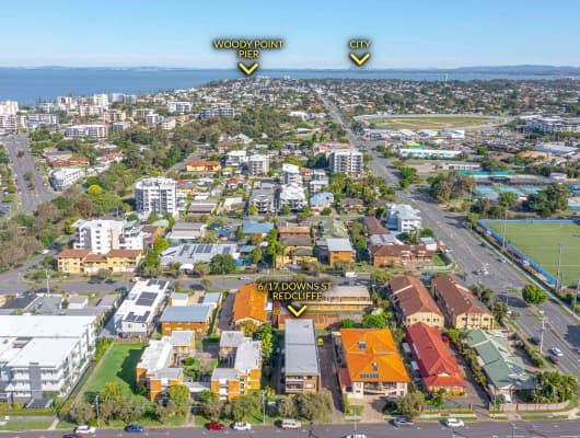 6/17 Downs St, Redcliffe, QLD, 4020