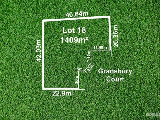 Lot 18 Gransbury Court, Angaston, SA, 5353