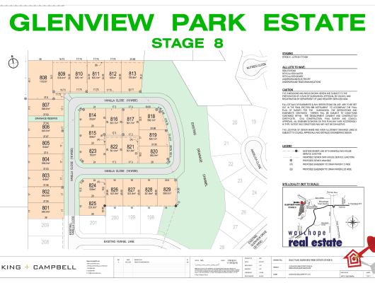 Stage 8 Glenview Park Estate, Wauchope, NSW, 2446