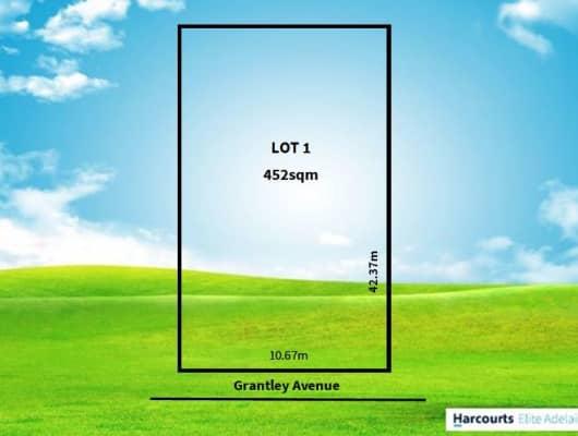 LOT 1/9 Grantley Avenue South, Rostrevor, SA, 5073