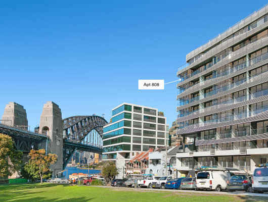 808/30 Alfred St S, Milsons Point, NSW, 2061