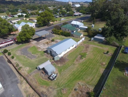 34 New England Highway, Willow Tree, NSW, 2339