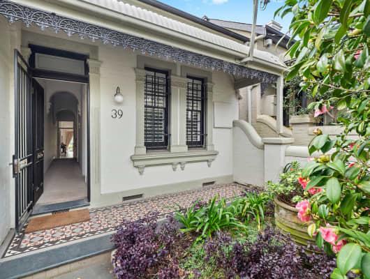 39 Fletcher Street, Woollahra, NSW, 2025