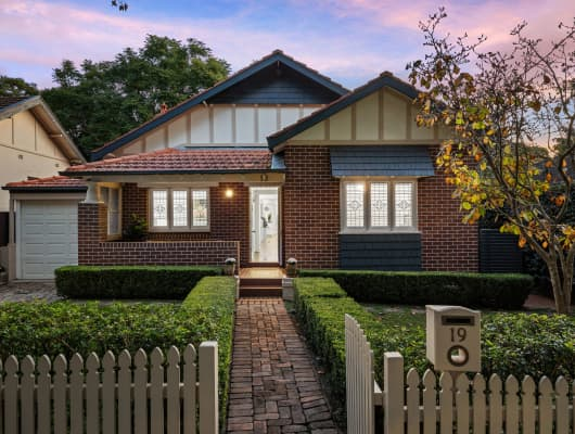 19 Hollywood Crescent, North Willoughby, NSW, 2068