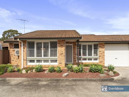 32/109 Stewart Avenue, Hammondville, NSW, 2170