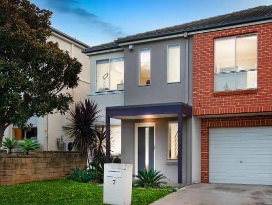 7 Somersby Circuit, Acacia Gardens, NSW, 2763