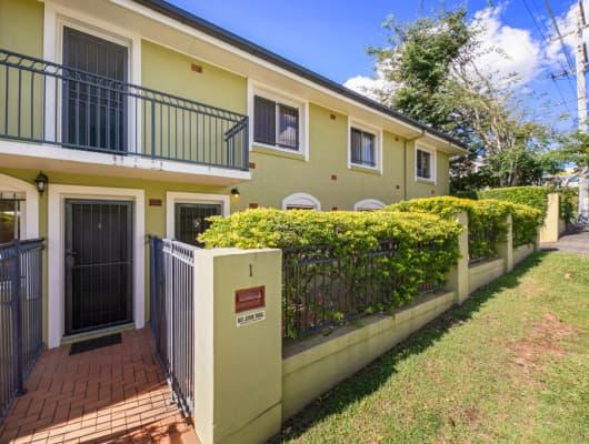 1/19 Ampthill St, Highgate Hill, QLD, 4101