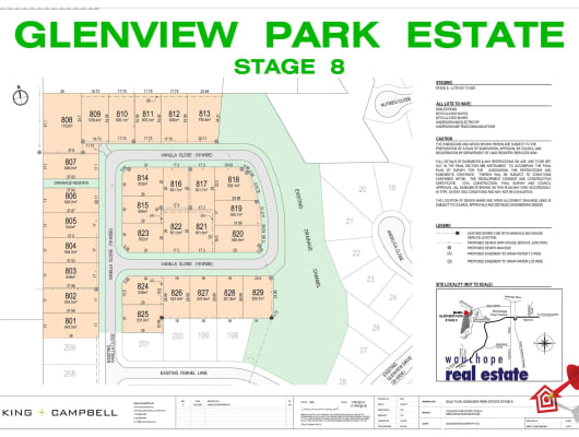 Lot 806/8 Glenview Drive, Yippin Creek, NSW, 2446
