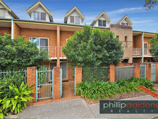 16/7 Bachell Ave, Lidcombe, NSW, 2141