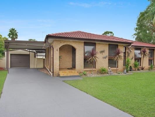 4 Belbowrie Glen, St Clair, NSW, 2759