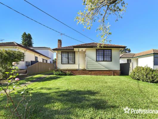 21 Clifford Street, Panania, NSW, 2213