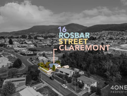 16 Rosbar Street, Claremont, TAS, 7011