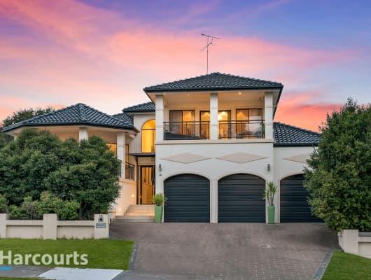 19 Bentley Avenue, Kellyville, NSW, 2155