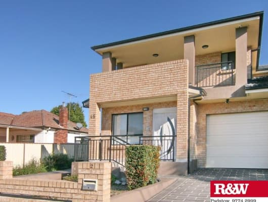 2/45 Lancaster Avenue, Punchbowl, NSW, 2196