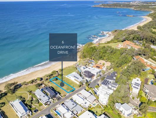 6 Oceanfront Drive, Sapphire Beach, NSW, 2450