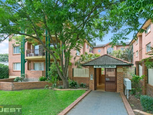 13/8 Weigand Ave, Bankstown, NSW, 2200