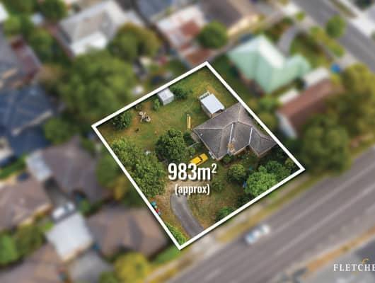 319A Maroondah Hwy, Ringwood, VIC, 3134