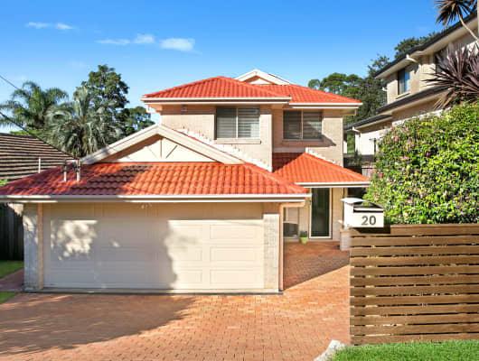 20 Thornleigh St, Thornleigh, NSW, 2120