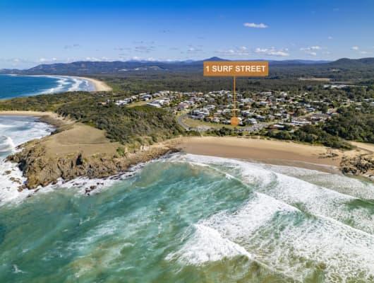 1 Surf Street, Emerald Beach, NSW, 2456