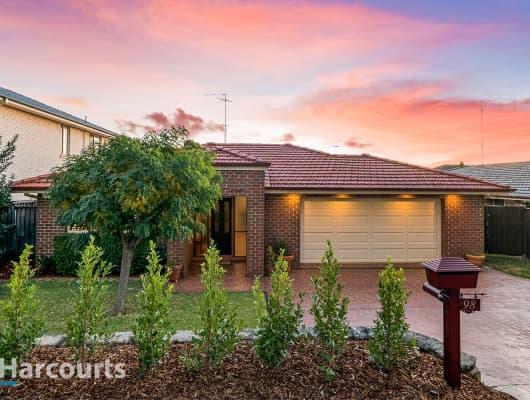 98 Sanctuary Drive, Beaumont Hills, NSW, 2155