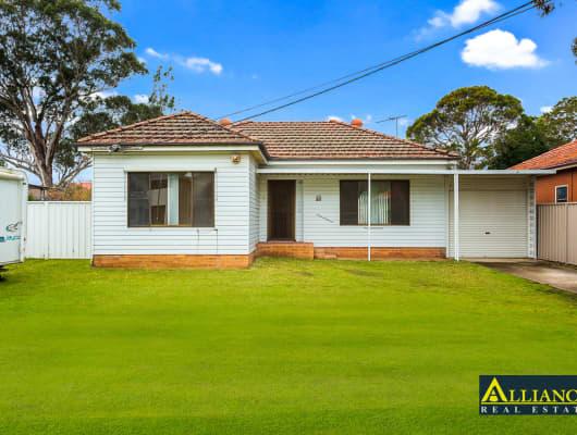 Dowding Street, Panania, NSW, 2213
